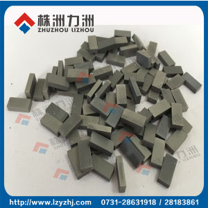 Cemented Carbide Saw Tips for Metal Working pictures & photos