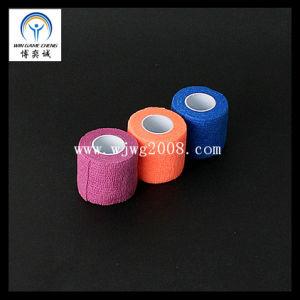 Cottton Cohesive Elastic Bandages K-3 pictures & photos