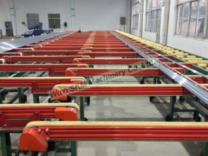 Automatic Log Table/ Transfer System/ Convey System with Superior Quality pictures & photos