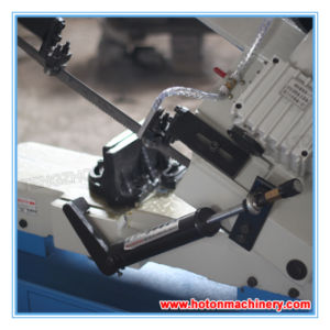 Mini Small Universal Metal Cutting Bandsaw (BS 712N) pictures & photos