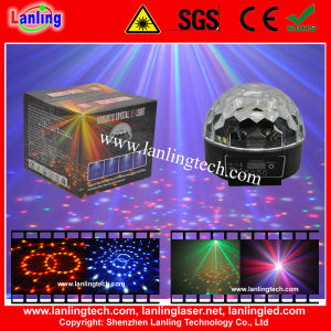 RGB 3W Crystal Ball Laser Stage Lighting pictures & photos