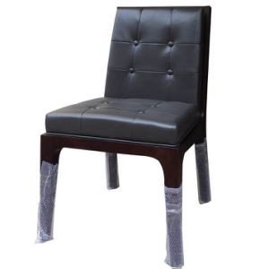Leather Dining Chair Hotel Dining Chair (M-X1051) pictures & photos