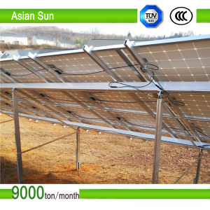 Good Quality Photovoltaic Solar Panels Bracket, Solar Panel Mounting Bracket pictures & photos