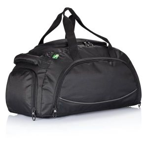 Custom Waterproof Nylon Sport Duffel Travelling Gym Bag pictures & photos