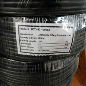 H07V-K Flexible Copper Wire for Housing Electric Application pictures & photos
