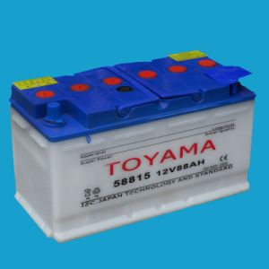 12V88ah Good Quality Car Battery Maintenance Free DIN Standard pictures & photos