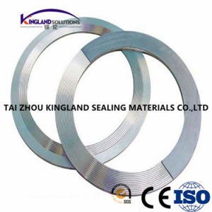 (KL451) Serrated Metal Gasket pictures & photos