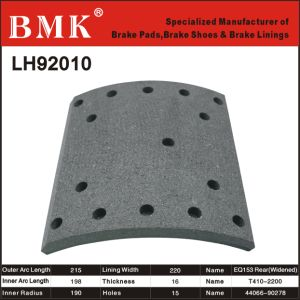 High Quality Brake Linings (LH92010) pictures & photos