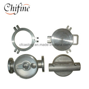 China Customized Auto Investment Casting pictures & photos