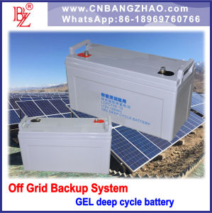 Best Price Solar Wind Energy Storage Power Gel Battery pictures & photos