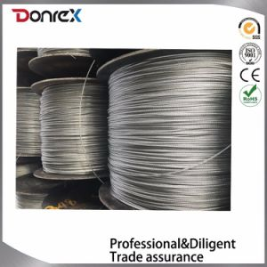 Galvanized Steel Wire Rope for Elevator Price pictures & photos
