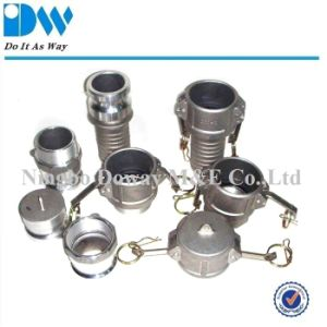 High Quality Aluminium Camlock Coupling (A/B/C/D/E/F/DC/DP) pictures & photos