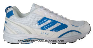Athletic Footwear Men Cheap Sports Running Shoes (815-1428) pictures & photos
