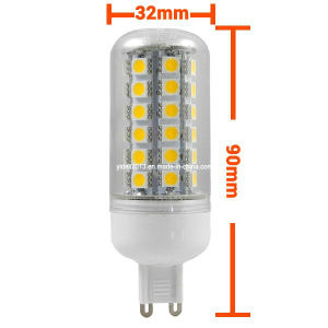 New AC100-240V 8W G9 48 5050 SMD Corn Bulb Lamp pictures & photos
