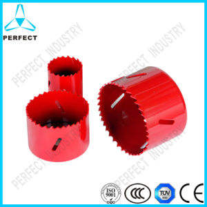 HSS Bi-Metal Hole Saw for Drillling Wood pictures & photos