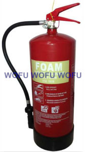9L CE Foam Fire Extinguisher pictures & photos