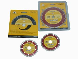 Diamond cutting disc(Dry-cutting) pictures & photos