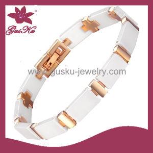 2015 Cmb-027 Custom Unique Fashion Health Care Ceramic Bracelet pictures & photos