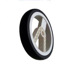 12 Inch Black PU Foam Stroller Wheel pictures & photos