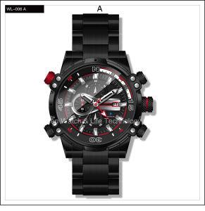 Promotion Mechanical Swiss High Level Men′s Sport Wrist Watch pictures & photos
