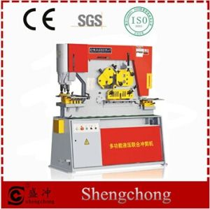 Hydraulic Punching Machine with Good Quality