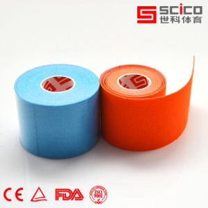 Latex Free High Quality Cotton Adhesive Elastic Sport Kinesiotapping