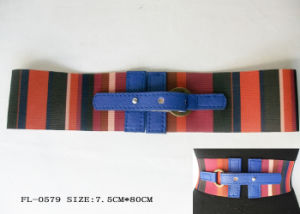 Fashion Elastic Belt Fl-0579 pictures & photos