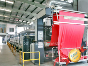 After Weaving or Knitting Process, Finishing Textile Finishing Machine of Heat-Setting Stenter Will Be Used pictures & photos