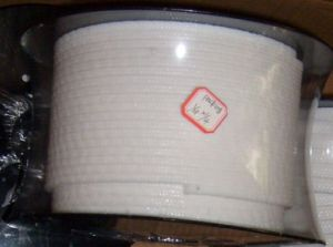 Pure White PTFE Braided Packing pictures & photos