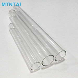18*150mm Clear Glass Tubes Without Rim pictures & photos