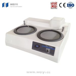 Metallographic Grinding Polishing Machine MP-2 for Lab Testing pictures & photos