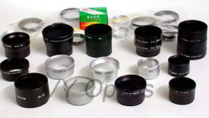 Camera Telephoto Lens/Wide Angle Lens/Fisheye Lens for Sony, Canon From China pictures & photos