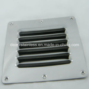 Stainless Steel 316 Louvered Vent pictures & photos