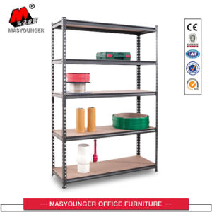 Light Duty Warehouse Use Good Quality 5 Shelf Rack pictures & photos
