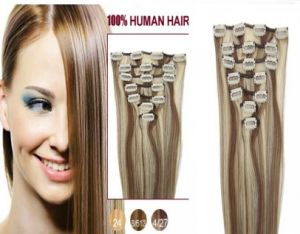 Good Quality 100% Unprocessed Virgin Brazilian Human Hair Extension pictures & photos