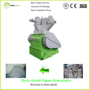 Dura-Shred Popular Granulator for Waste Paper (TSQ1732X) pictures & photos