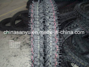 Motorcycle Tire (2.75-18, 2.75-17, 2.50-17, 2.50-18)