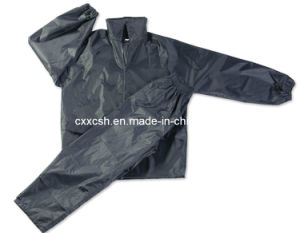 Military Nylon Raincoat pictures & photos