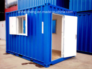 20ft Site Drying Room Containers (shs-fp-special007) pictures & photos