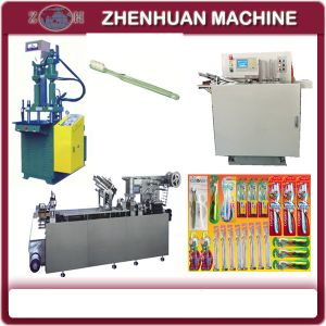 Toothbrush Tufting Machine and Toothbrush Production Line pictures & photos