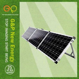 Gp 240W Folding Panel Portable Mono PV Solar Modules pictures & photos