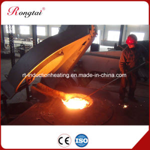 Coreless Medium Frequency Induction Melting Furnace pictures & photos