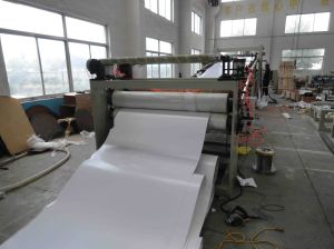 PVC Rigid PVC Sheet Extrusion Line pictures & photos