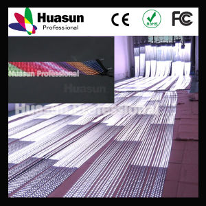 Good Quality P20 Soft LED Strip Display Curtain pictures & photos