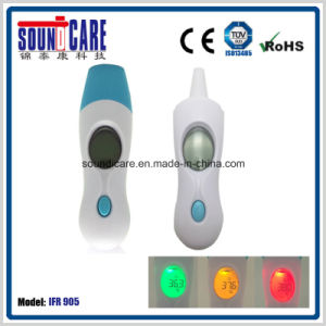 Household Forehead/Ear/Object Infrared Thermometer (FR 905) pictures & photos