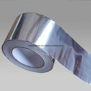 Aluminium Tape with Paper Release Paper Liner pictures & photos