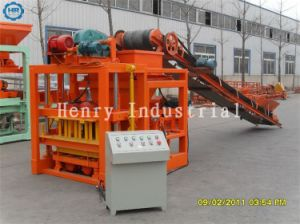 Qtj4-26c Small Manufacturing Machines Cement Block Maker Paver Equipment pictures & photos