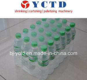 Automatic PE Film Shrink Wrapping Machine/Pet Bottle Packing Machine (YCTD) pictures & photos