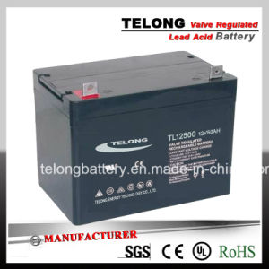 12V 50ah Gel Battery for Golf Car pictures & photos