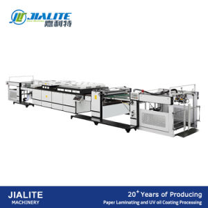 Msse-1200A Automatic Paper Glazing and Oil-Coating Machine pictures & photos